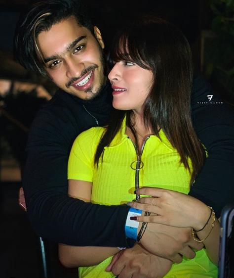faiz-baloch-girlfriend