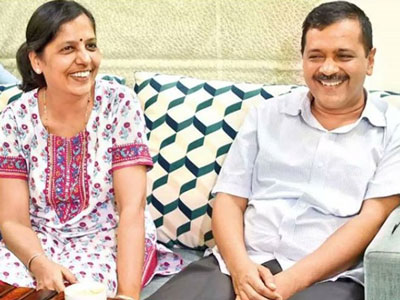 sunita-kejriwal-husband
