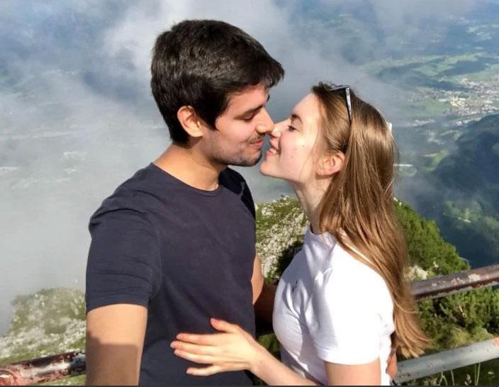 dhruv-rathee-girlfriend