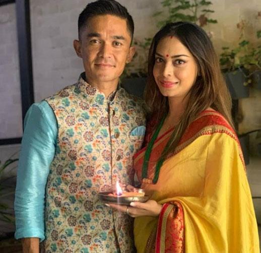 sunil-chhetri-wife
