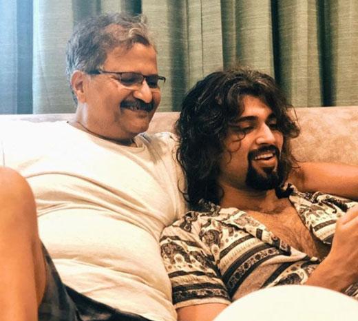 vijay-deverakonda-father