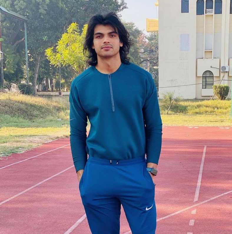 neeraj-chopra-height